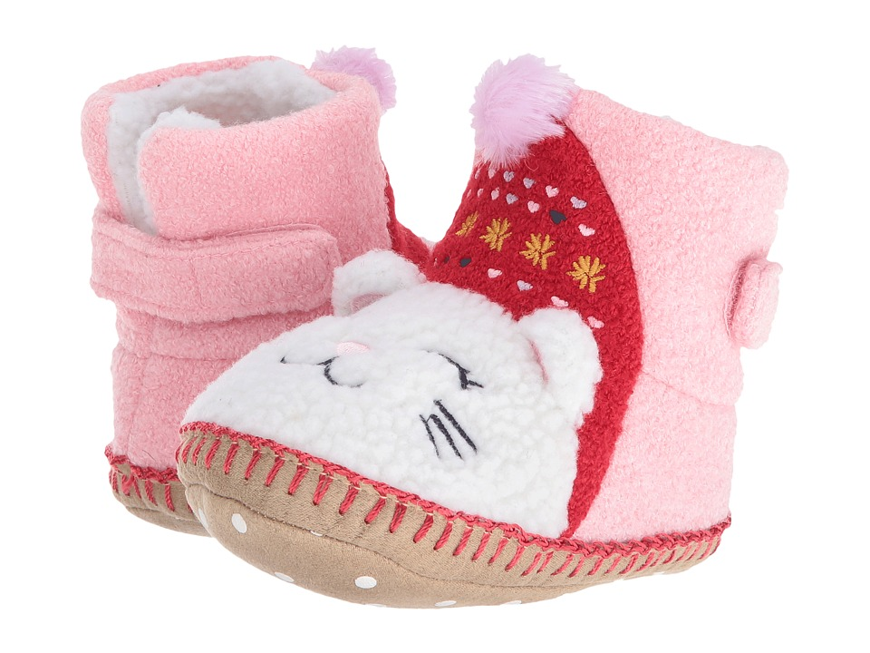 Hanna Andersson Karlsson (Toddler/Little Kid/Big Kid) (Cozy Kitty) Girls Shoes