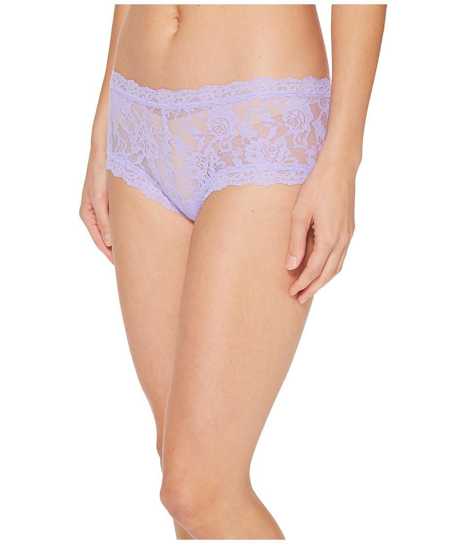 Hanky Panky - Signature Lace Boyshort (Hyacinth) Women's Underwear