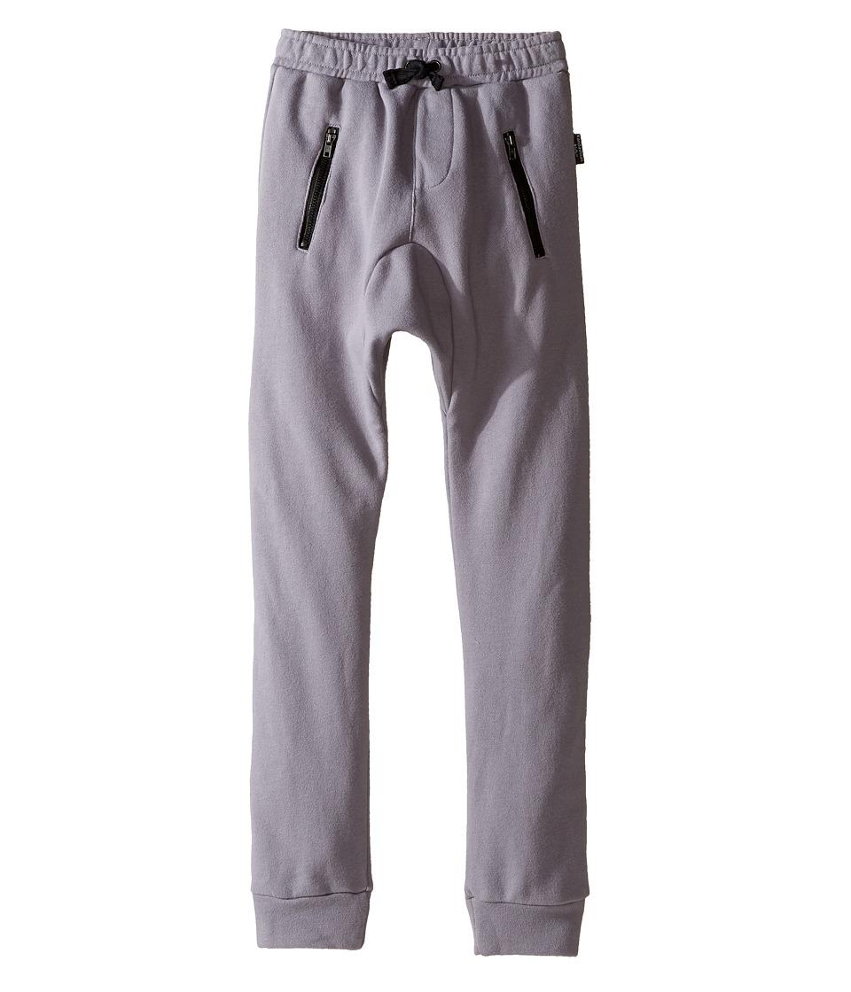 Kardashian Kids - Harem Track Pants (Toddler/Little Kids) (Grey) Boy's Casual Pants