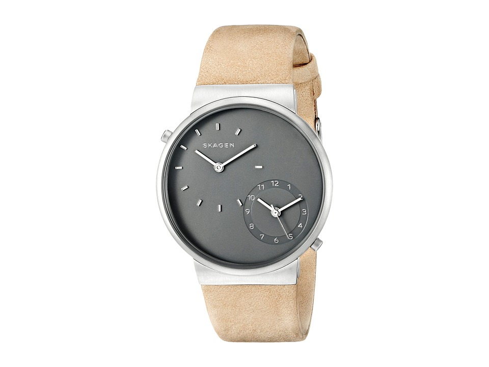 Skagen - SKW6190 (Brown/Black) Watches