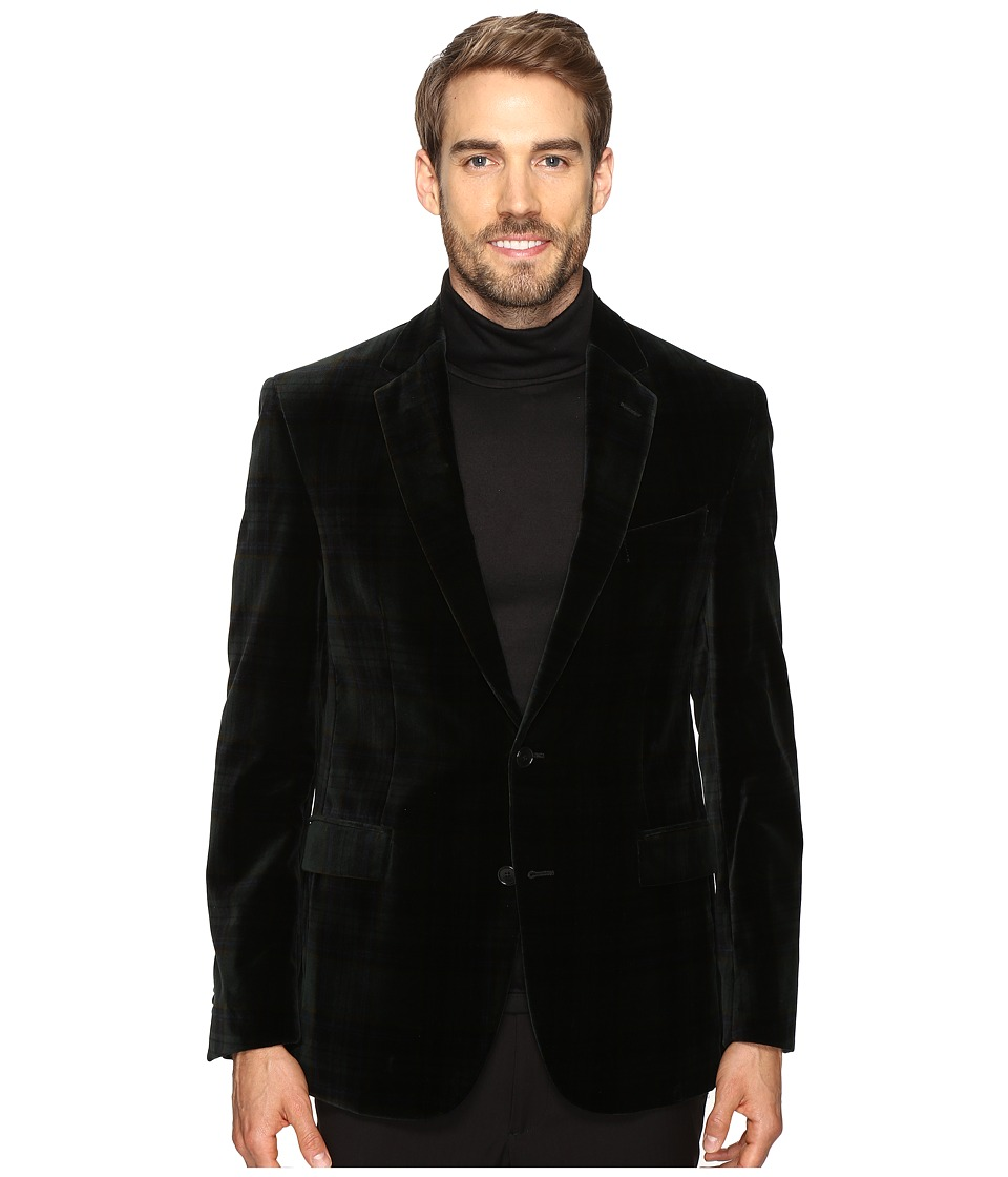Kenneth Cole Reaction - The City Coat (Black) Men's Coat