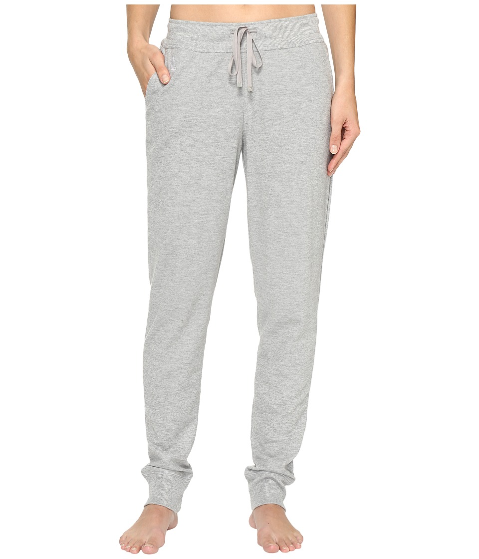 LAUREN Ralph Lauren - Lounge Jogger Pants (Heather Gray) Women's Pajama