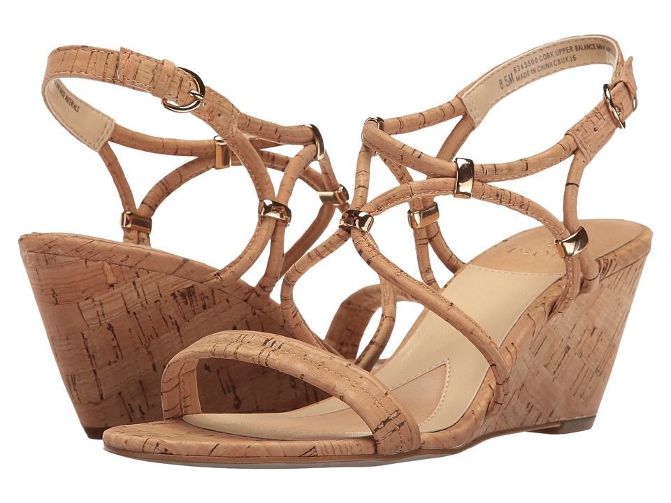 Isola - Farrah (Natural Natural Cork) Women's Sandals
