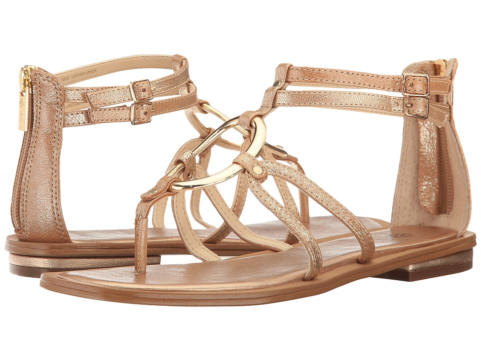 Isola - Melaney (Gold Grid Metallic) Women's Sandals