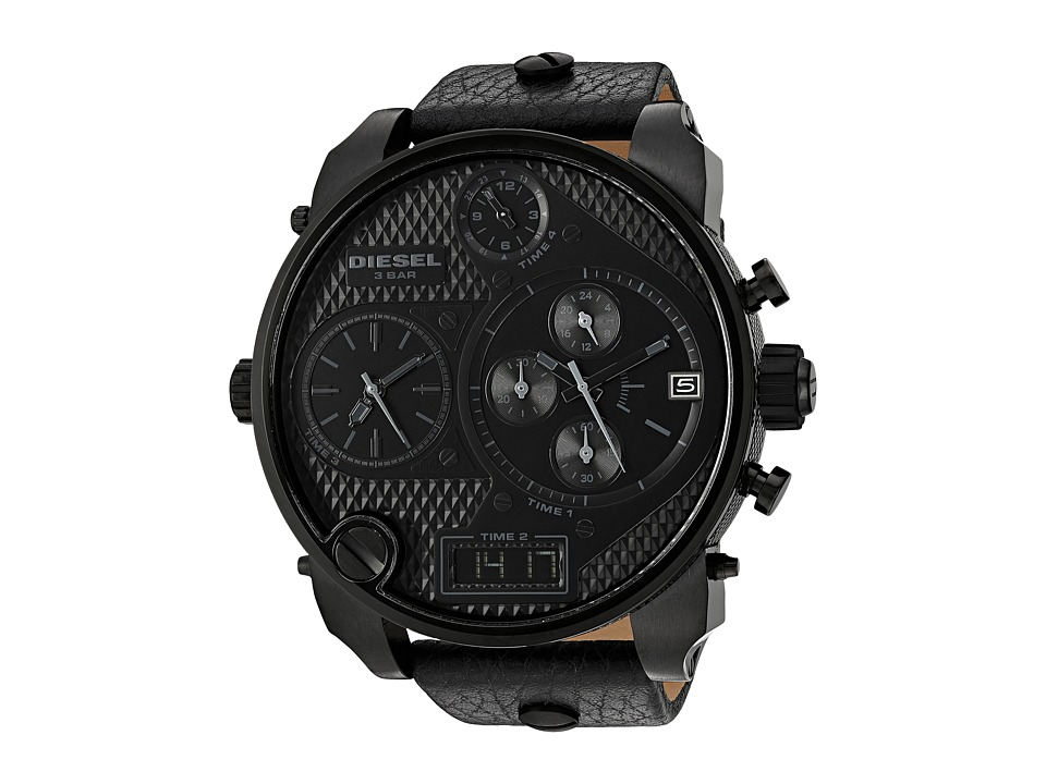 Diesel - DZ7193 (Black) Watches