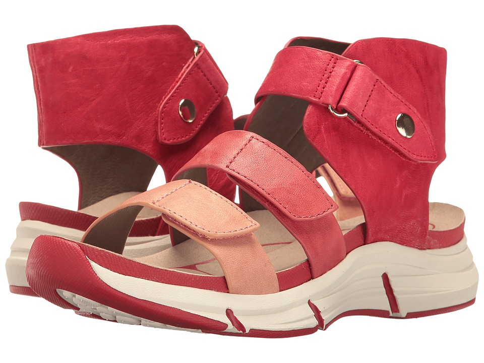 Bionica - Olanta (Red Multi) Women's Sandals
