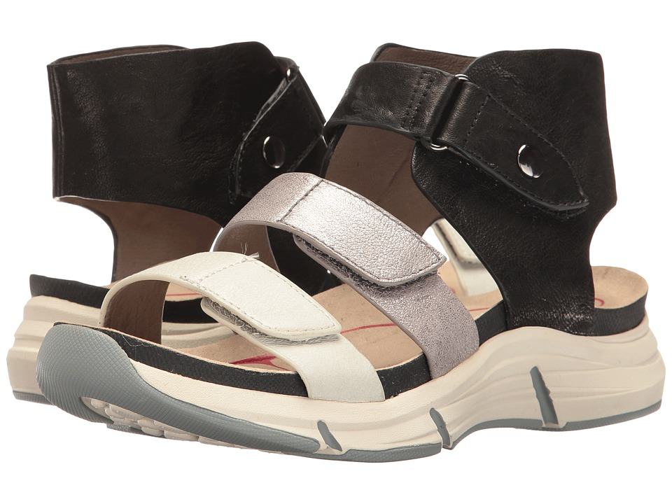 Bionica - Olanta (Black/Grey Multi) Women's Sandals