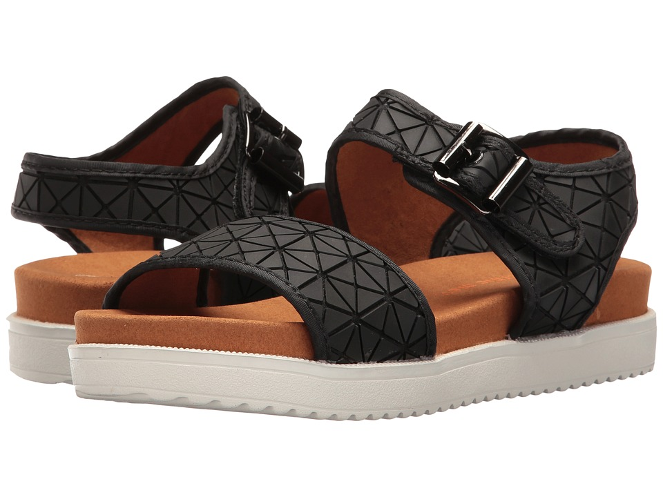 bernie mev. - Webster (Black) Women's Sandals