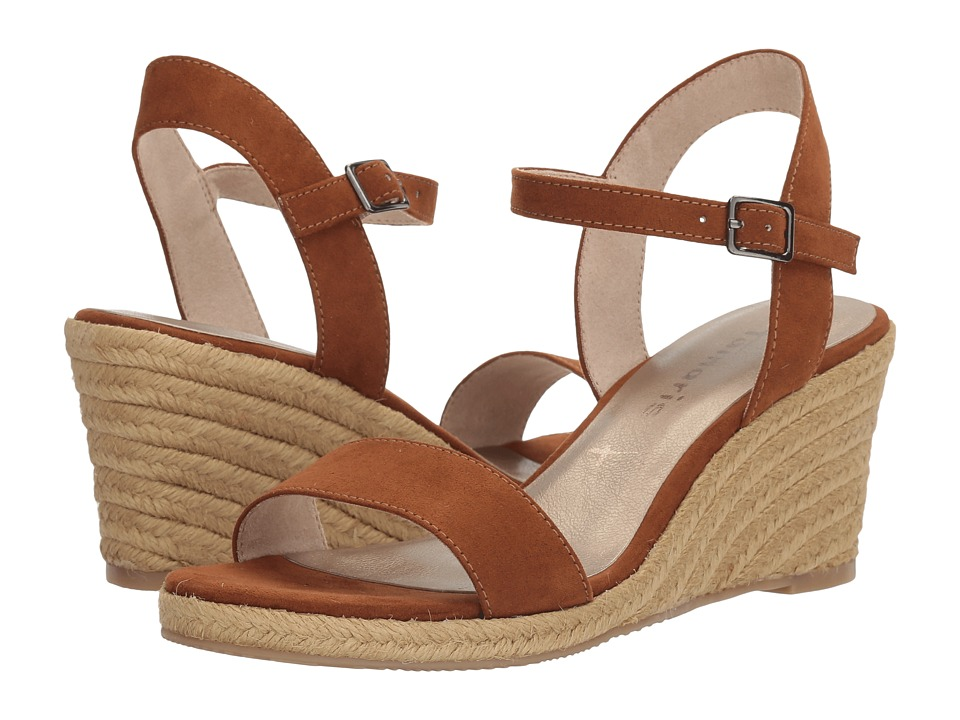 Tamaris - Livia-1P-1P 1-28300-28 (Cognac) Women's Shoes