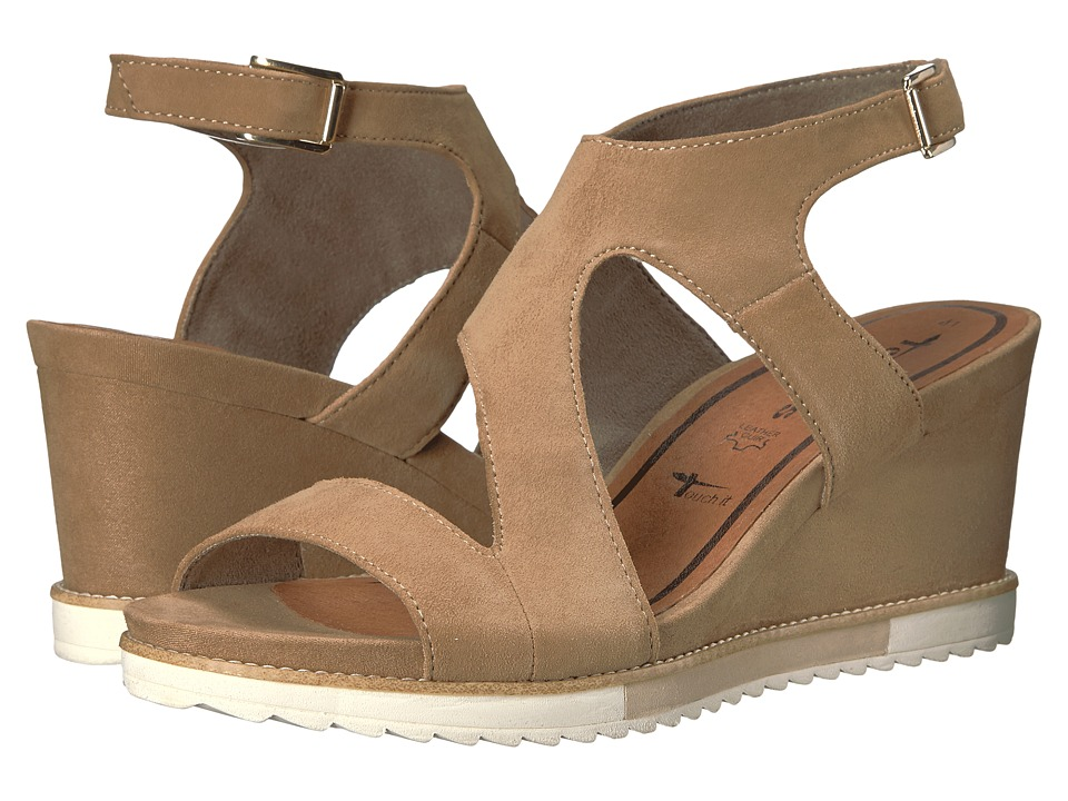 Tamaris - Alis-7 1-28331-28 (Antelope) Women's Shoes