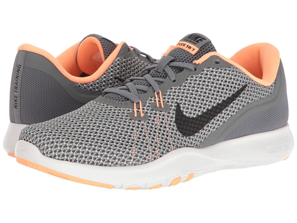 Nike - Flex TR 7 (Hydrangeas/White/Hyper Grape) Women's Cross Training Shoes