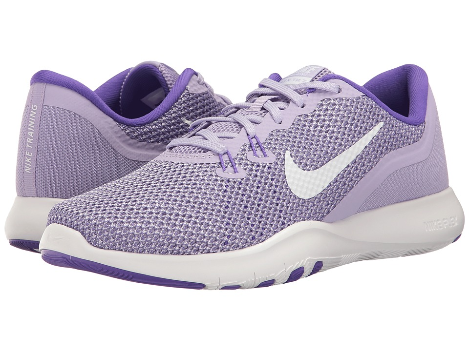 Nike - Flex TR 7 (Hydrangeas/White/Hyper Grape) Women's Cross Training Shoes