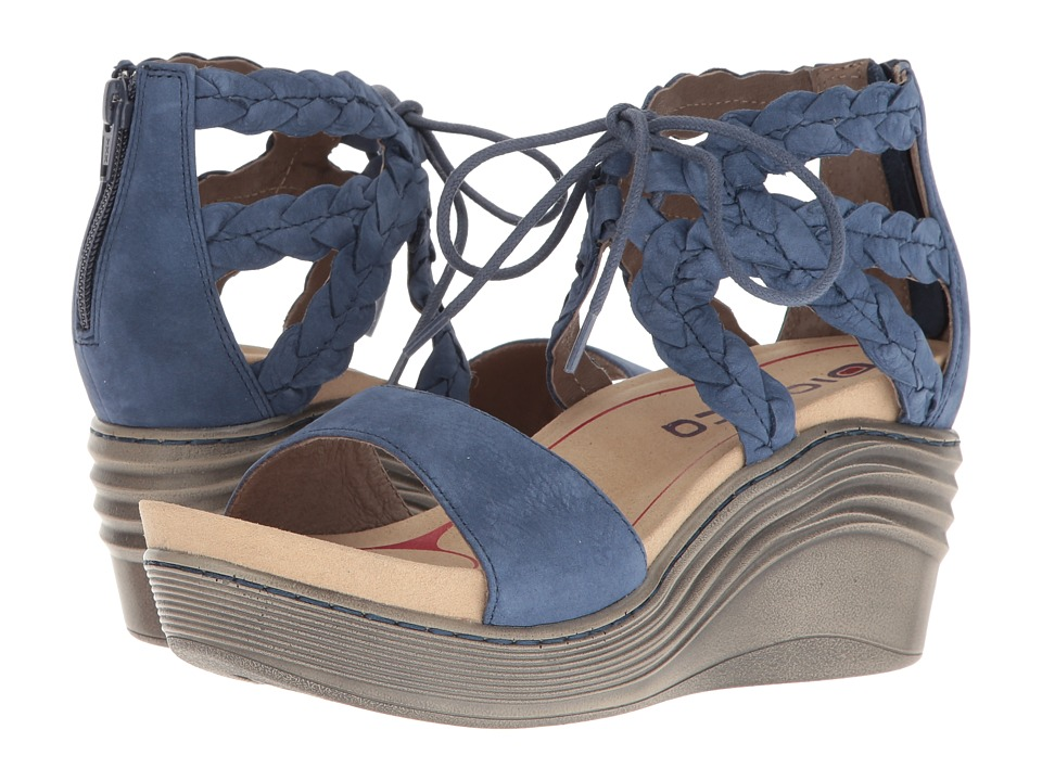 Bionica - Sunset (Denim) Women's Sandals