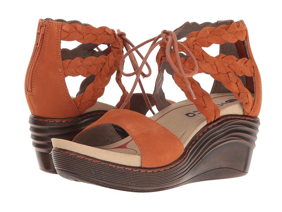 Bionica - Sunset (Cashew Orange) Women's Sandals