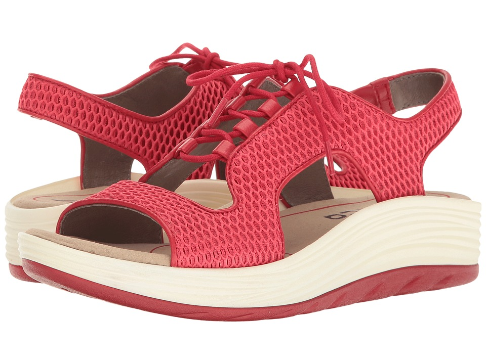 Bionica - Cosmic (Red) Women's Sandals