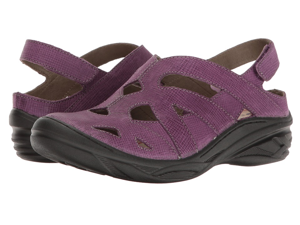 Bionica - Maclean (Purple) Women's Slip on Shoes