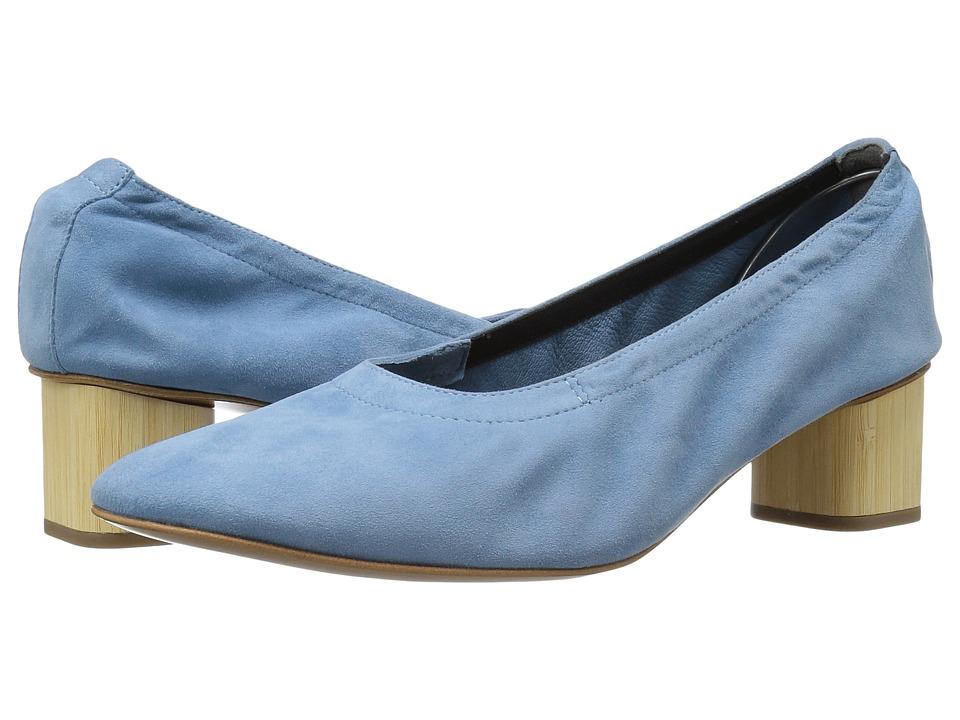 Robert Clergerie - Pixie (Ocean Suede) Women's Shoes