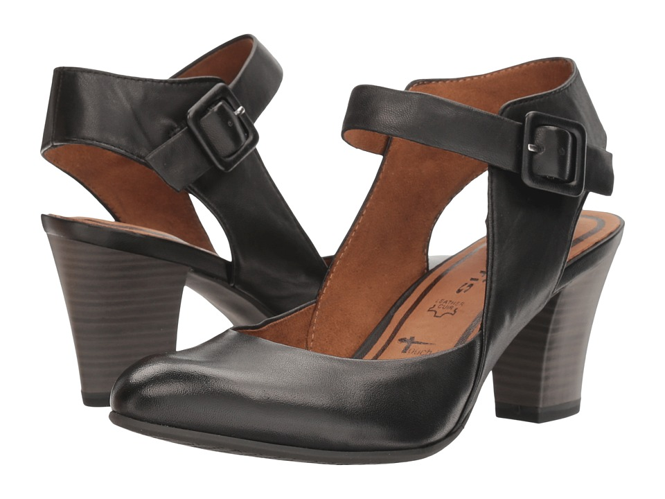 Tamaris - Amily-1 1-29610-28 (Black) Women's Shoes