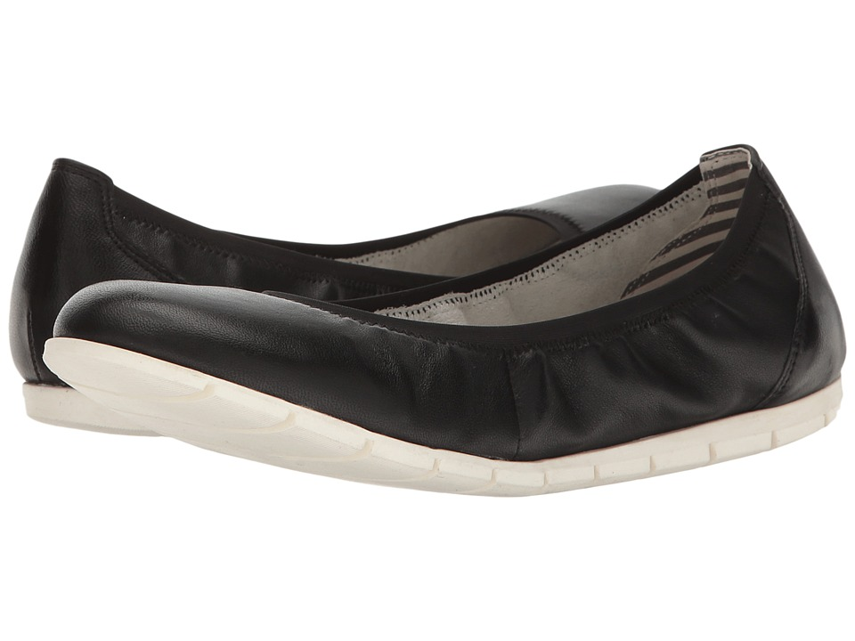 Tamaris - Elfi 1-22109-28 (Black Leather) Women's Shoes