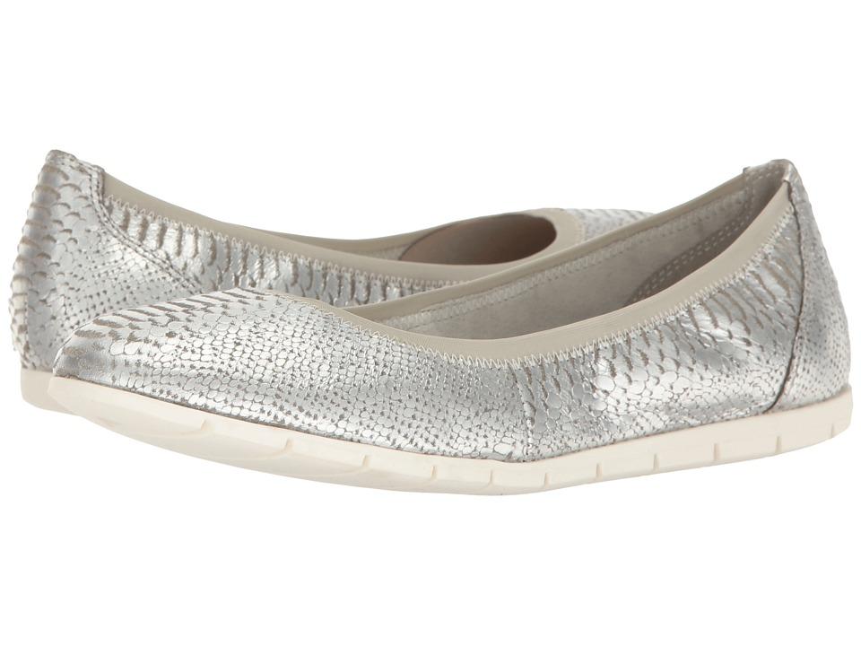 Tamaris - Elfi 1-22109-28 (Silver Structure) Women's Shoes