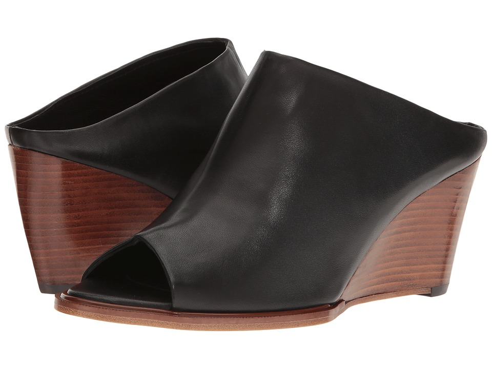 Robert Clergerie - Gule (Black Nappa) Women's Shoes