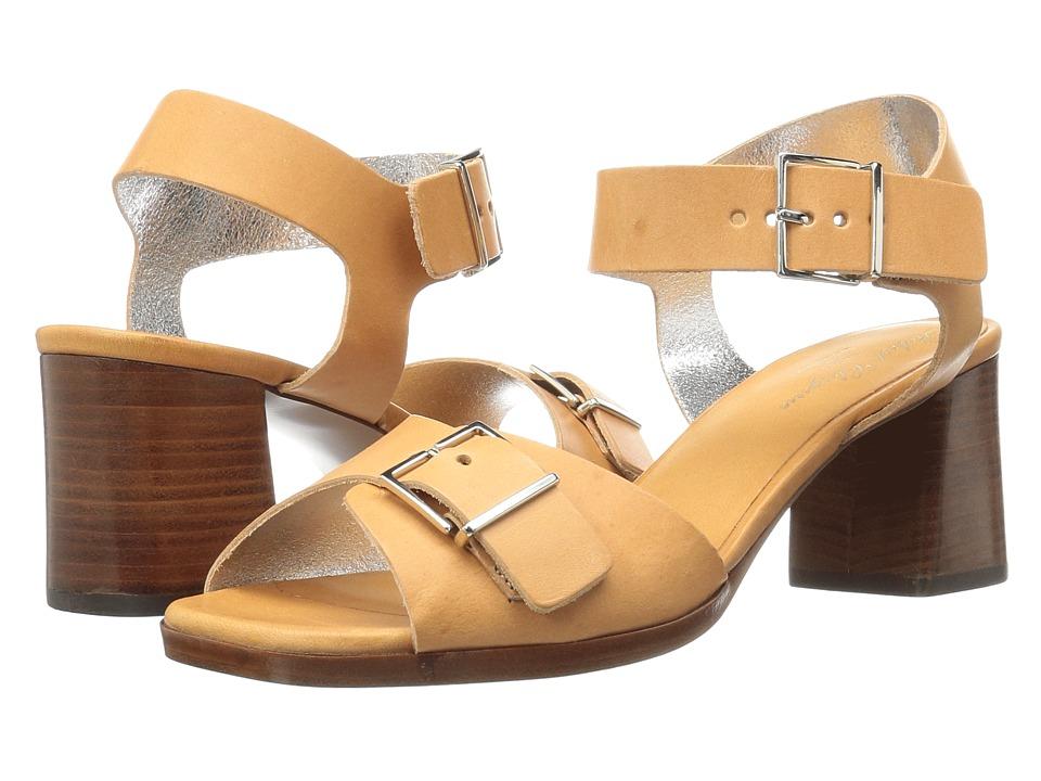 Robert Clergerie - Pomav (Cognac Vegetal) Women's Shoes