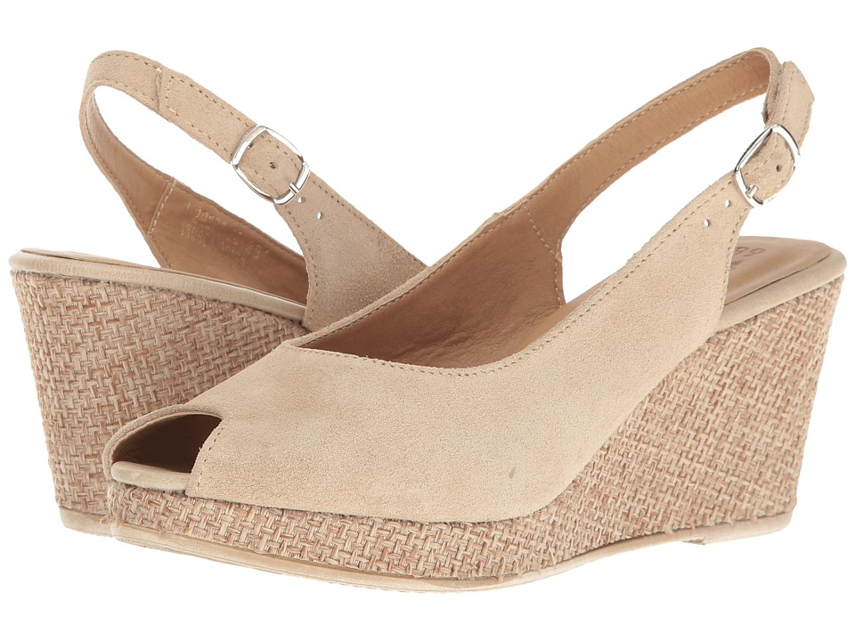 Tamaris - Giove 1-29303-28 (Nature/Rope) Women's Shoes