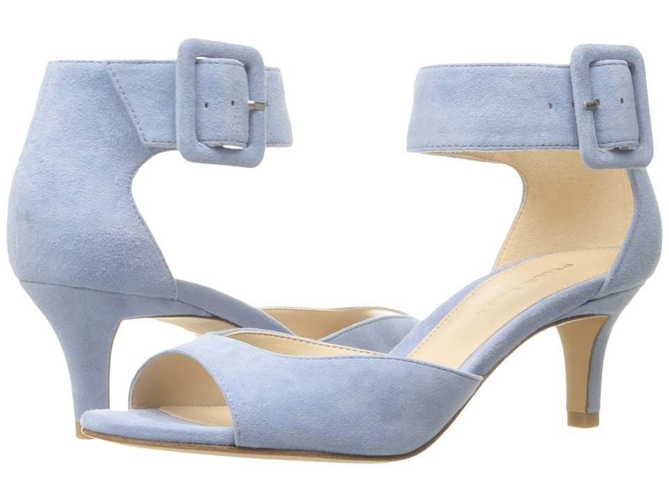 Pelle Moda - Berlin (Powder Blue Suede) High Heels