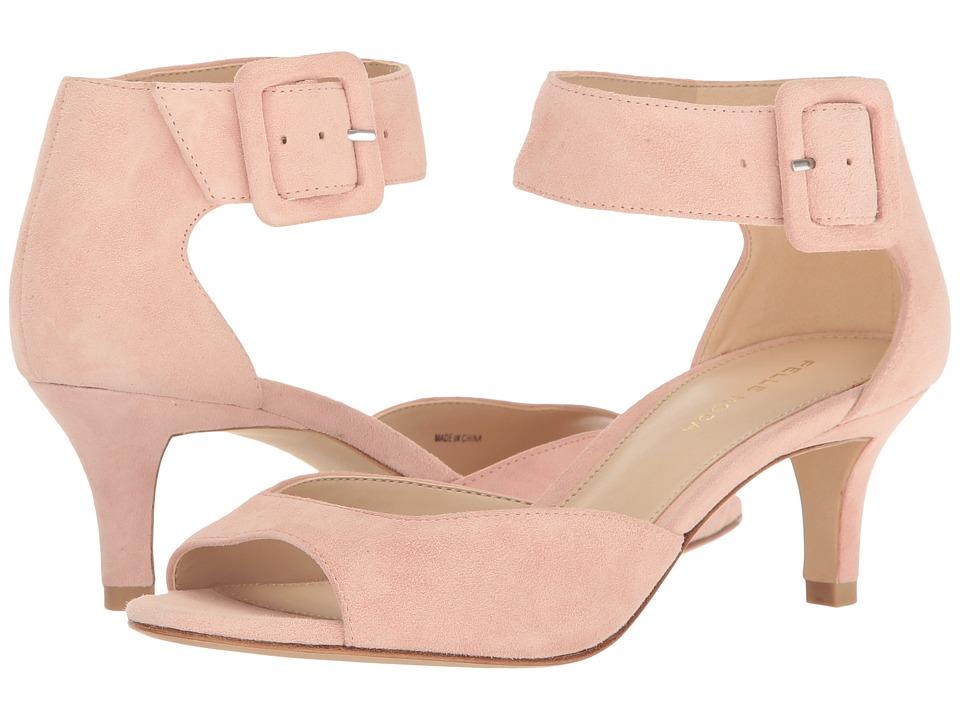 Pelle Moda - Berlin (Pale Pink Suede) High Heels