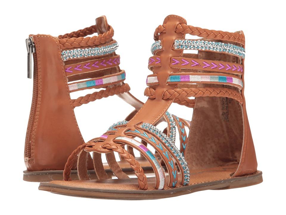 Nina Kids - Cayenne (Little Kid/Big Kid) (Tan) Girl's Shoes