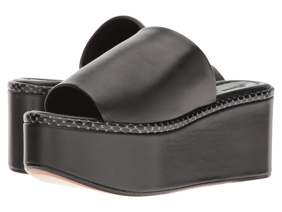 Robert Clergerie - Flore (Black Nappa) Women's Shoes