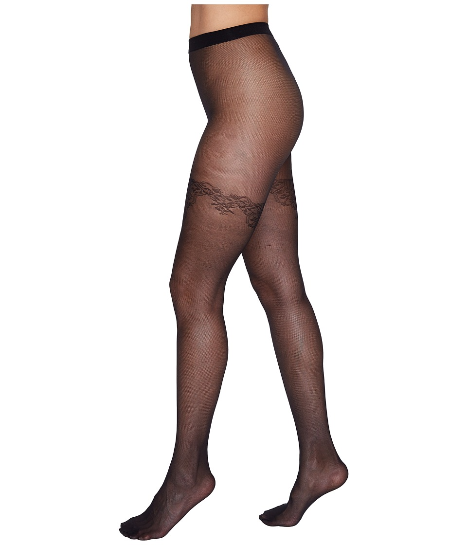 Wolford - Susanna Tights (Black) Women's Casual Pants