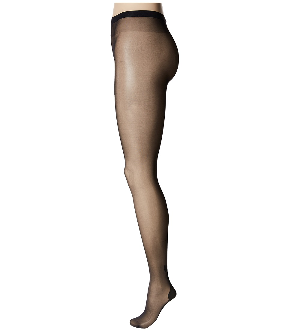 Wolford - Tessy Tights (Black/Black) Hose