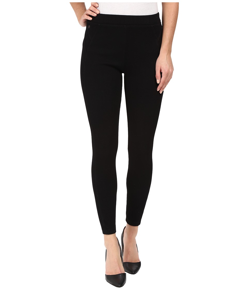 Mavi Jeans - Kiki Leggings in Double Black Move (Double Black) Women's Jeans