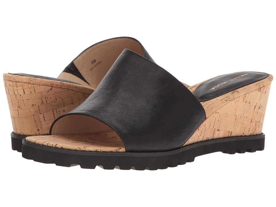 Pelle Moda - Roana (Black Leather) Women's Shoes