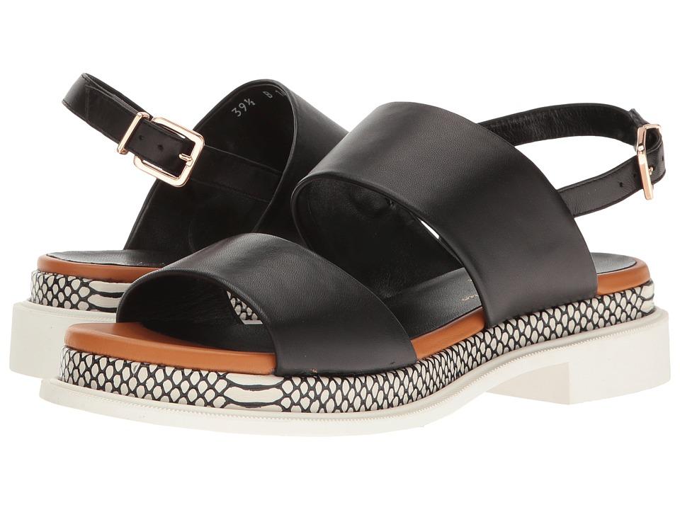 Robert Clergerie - Camas (Black Nappa) Women's Shoes