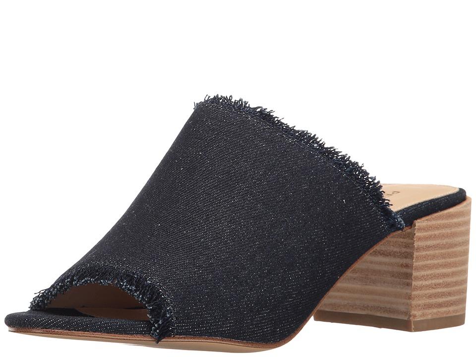 Pelle Moda - Union (Indigo Denim) High Heels
