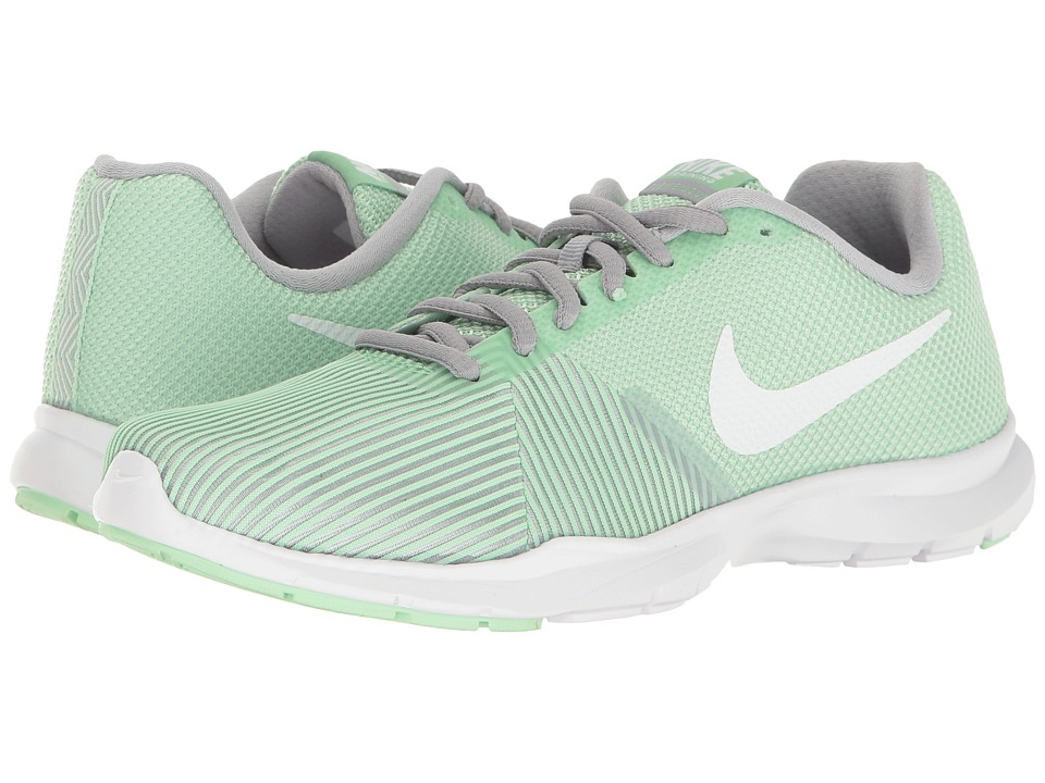 Nike - Flex Bijoux (Fresh Mint/White/Wolf Grey) Women's Cross Training Shoes