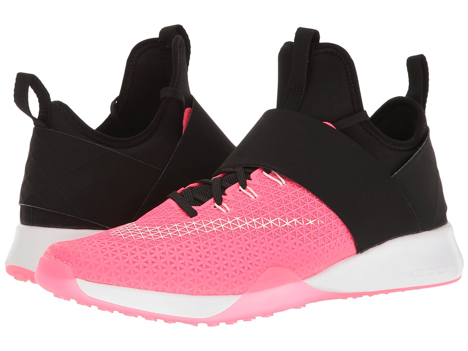 Nike - Air Zoom Strong (Racer Pink/White/Black) Women's Shoes