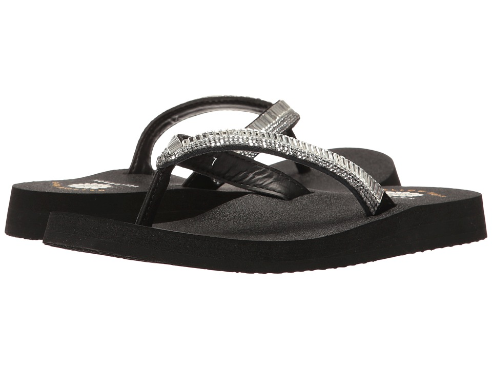 Yellow Box - Heavenly (Clear) Women's Sandals