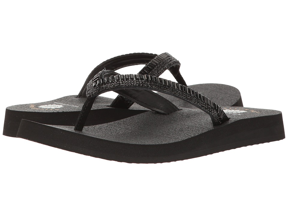 Yellow Box - Heavenly (Black) Women's Sandals