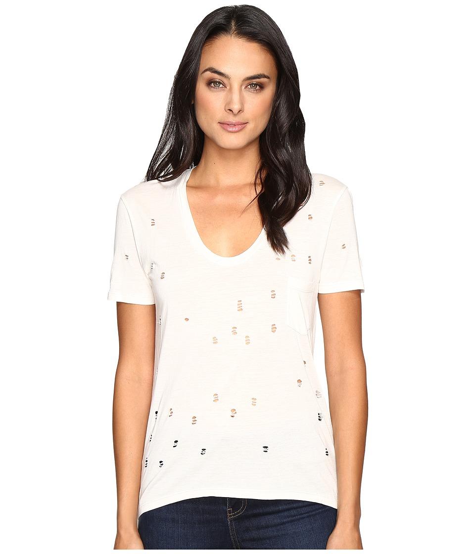 Joe's Jeans - Gilles Tee (White) Women's T Shirt