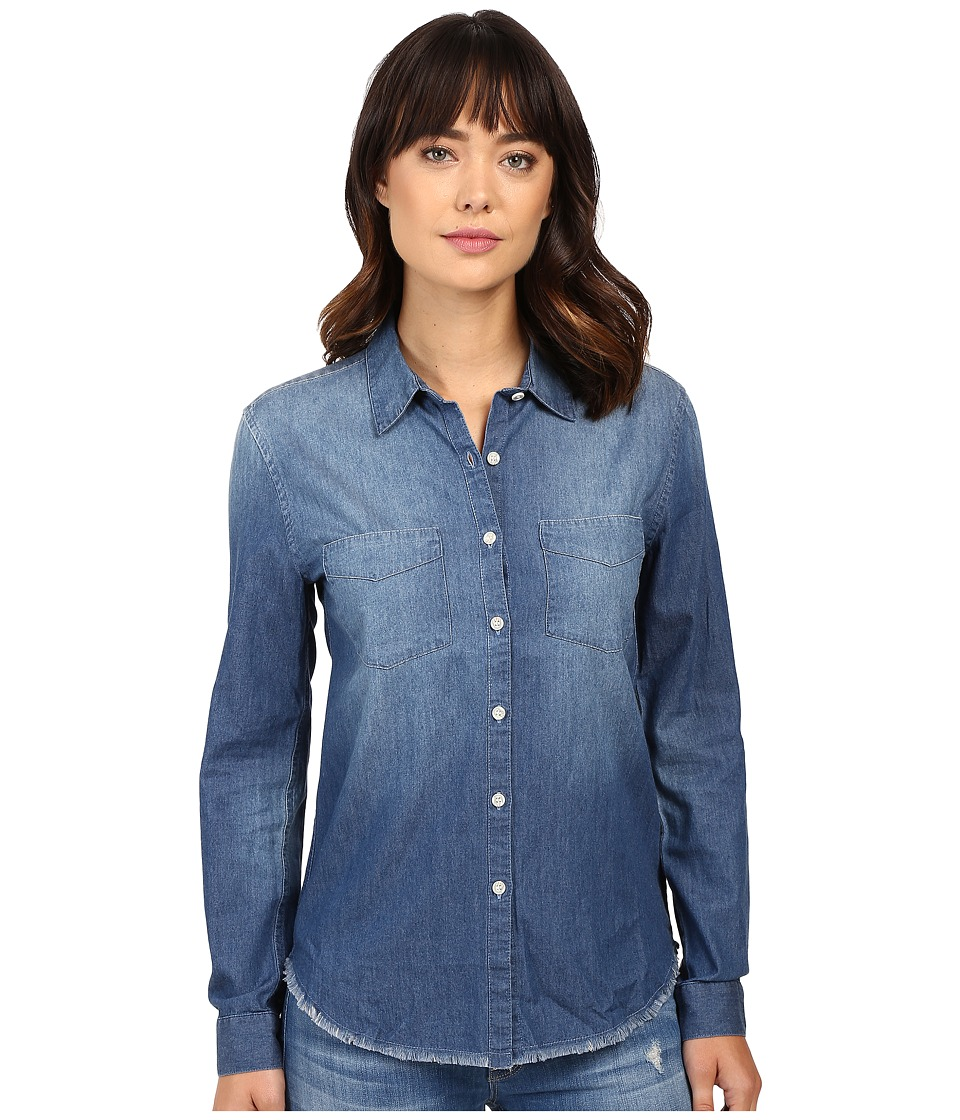 Joe's Jeans - Mila Shirt (Medium Stonewash) Women's Clothing