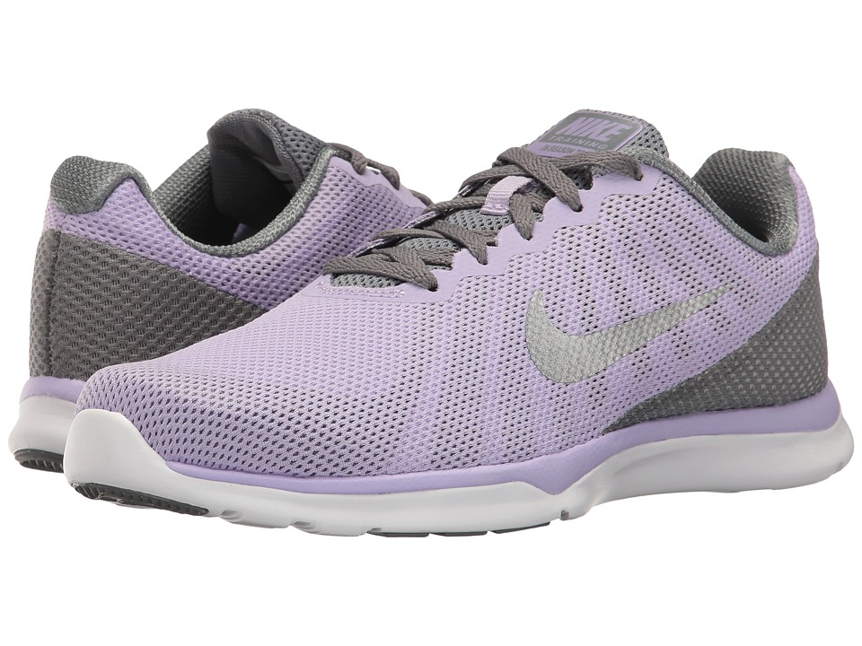 Nike - In-Season TR 6 (Hydrangeas/Metallic Silver/Cool Grey) Women's Cross Training Shoes