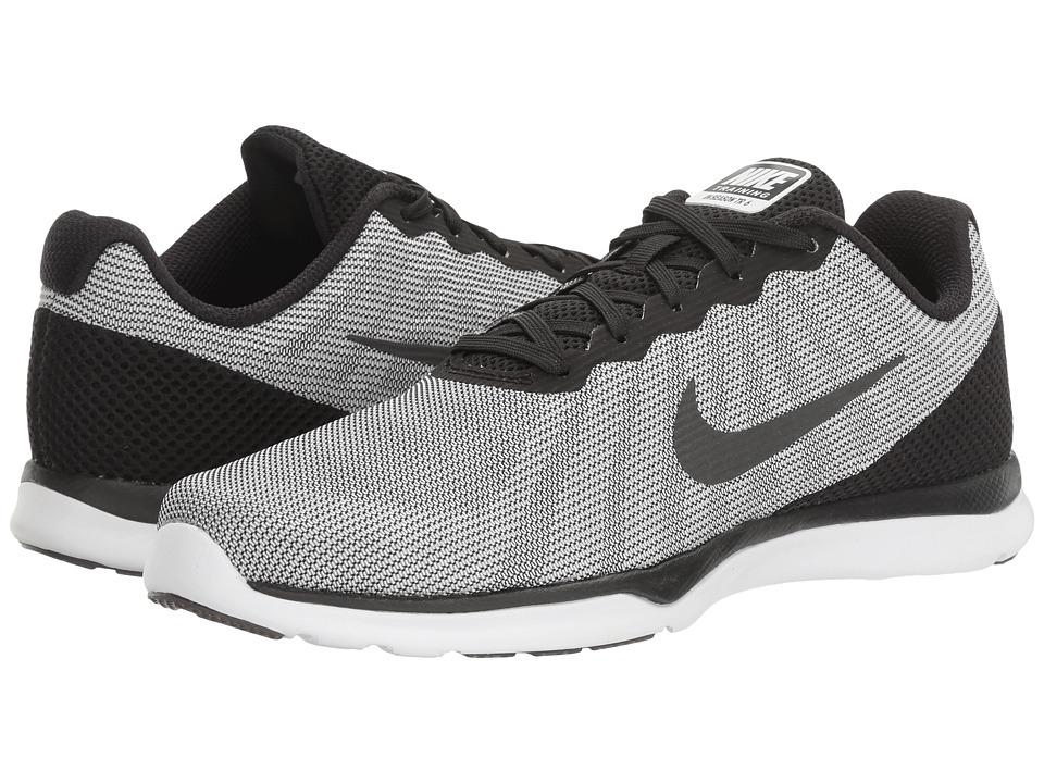 Nike - In-Season TR 6 Print (White/Black) Women's Cross Training Shoes