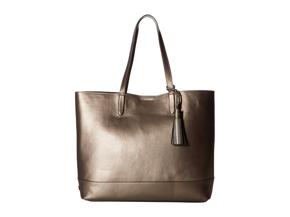 Cole Haan - Pinch Tote (Gunmetal) Tote Handbags