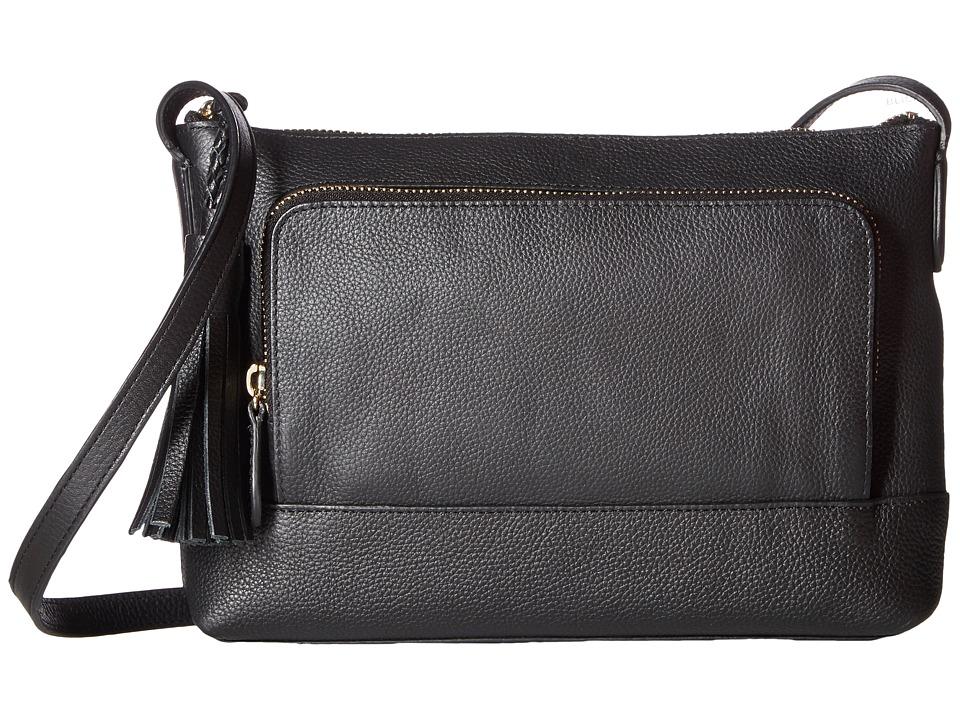 Cole Haan - Pinch Crossbody (Black) Cross Body Handbags