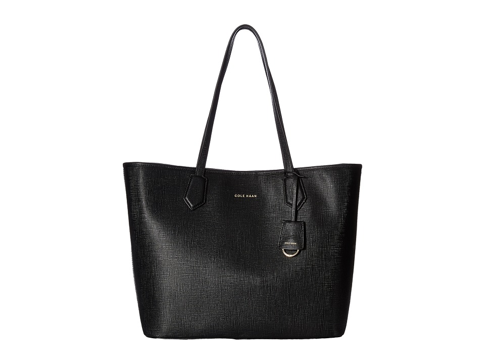 Cole Haan - Abbot Tote (Black) Tote Handbags
