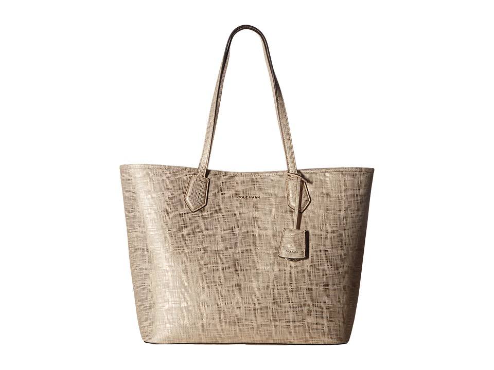 Cole Haan - Abbot Tote (Gold) Tote Handbags