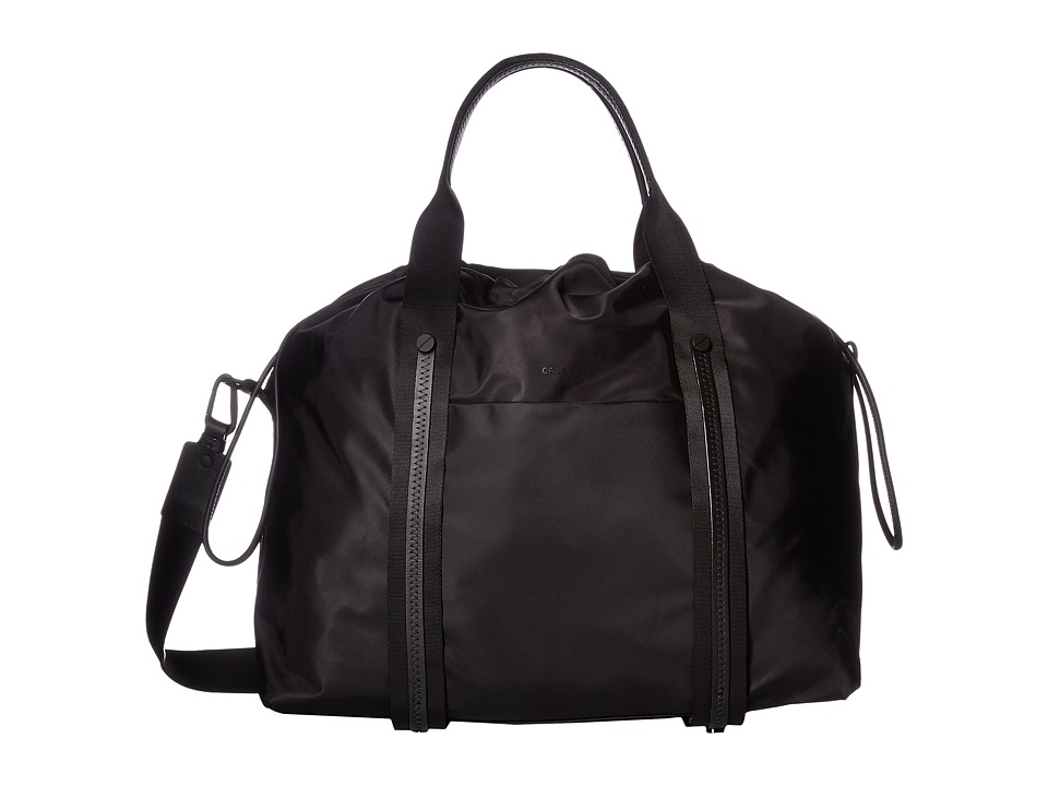 Cole Haan - Stagedoor Grand Studio Duffel (Black) Duffel Bags